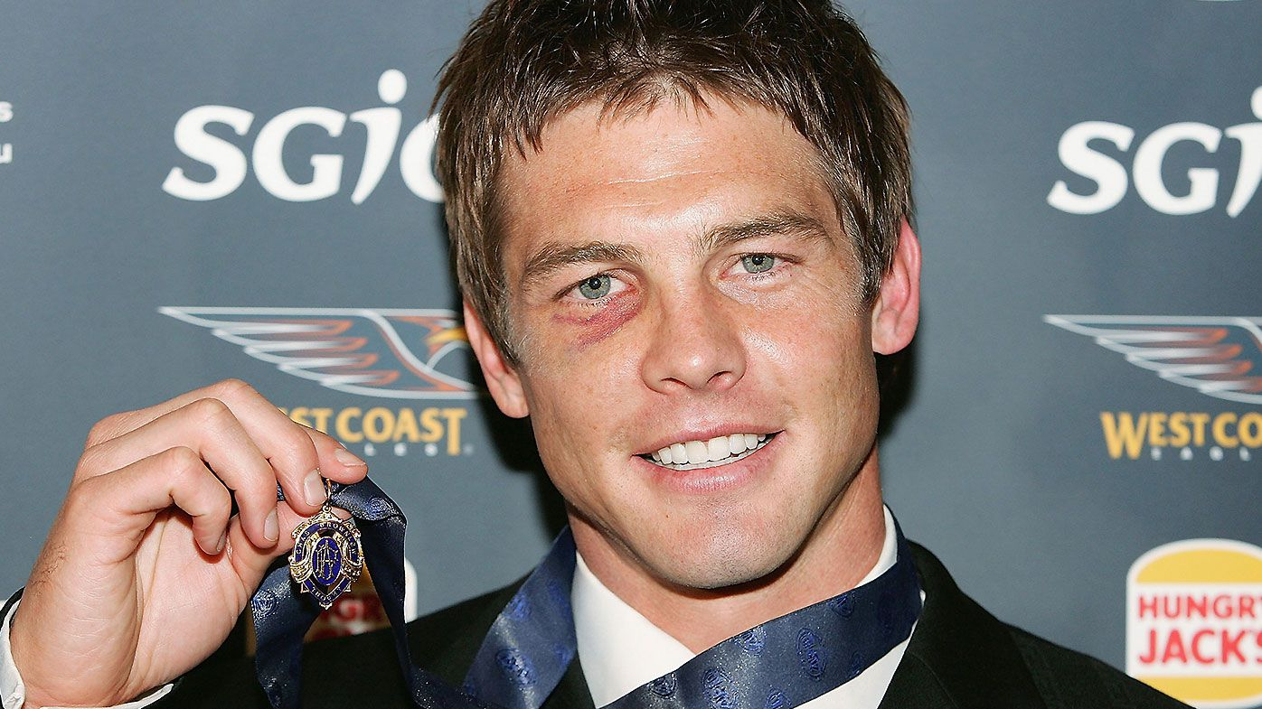 Ben Cousins reportedly set to accept AFL invite to Perth Brownlow Medal event