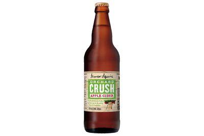 James Squire Orchard Crush Apple Cider (500ml): 875kj