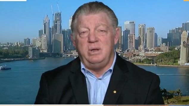 Phil Gould predicts positive outcome from Nine's talks with NRL