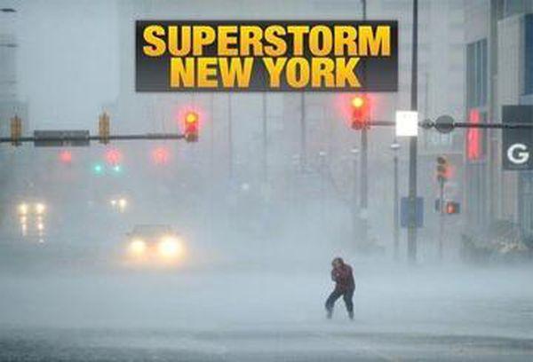 Superstorm New York