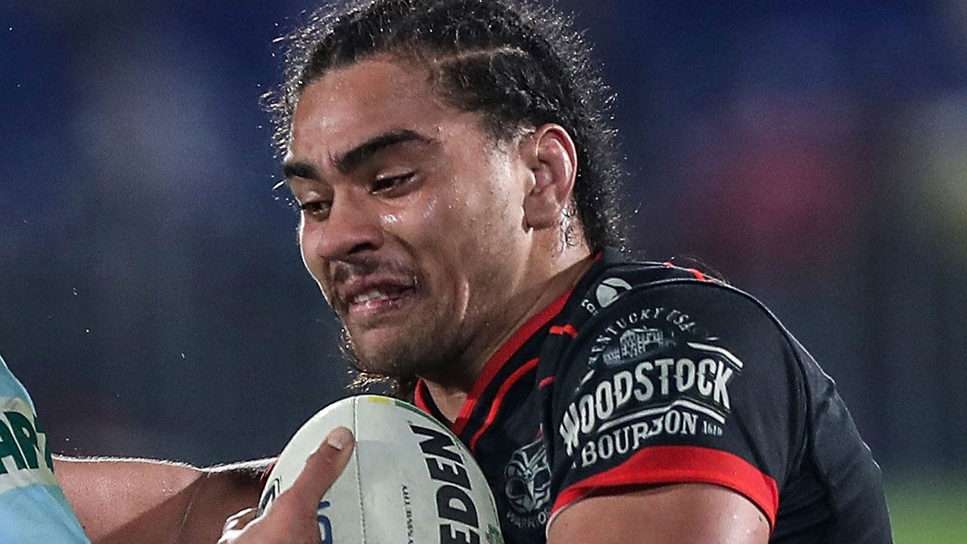 Warriors forward Isaiah Papali'i welcomes mum's selection