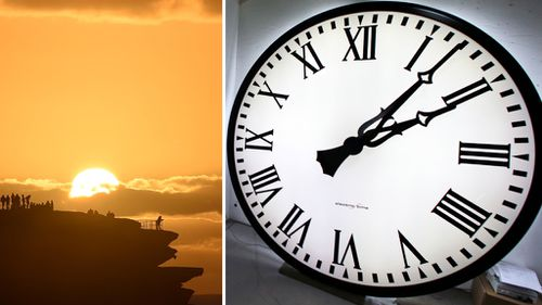 Clocks turn back as daylight saving ends
