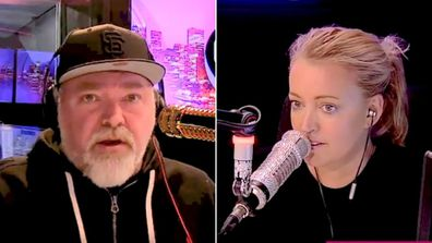Kyle Sandilands and Jackie O warn listeners about little-known password hack.