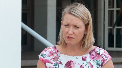 """Acting Chief Minister Nicole Manison said """"frank and honest"""" discussions were had with local residents."""