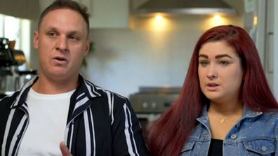 The Block couple Jimmy and Tam talk about auction scandal