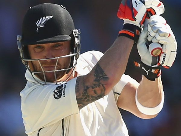 Brendon McCullum. (Getty-file)