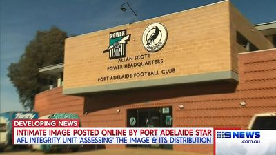 Port Adelaide star Sam Powell-Pepper involved in lewd photo scandal