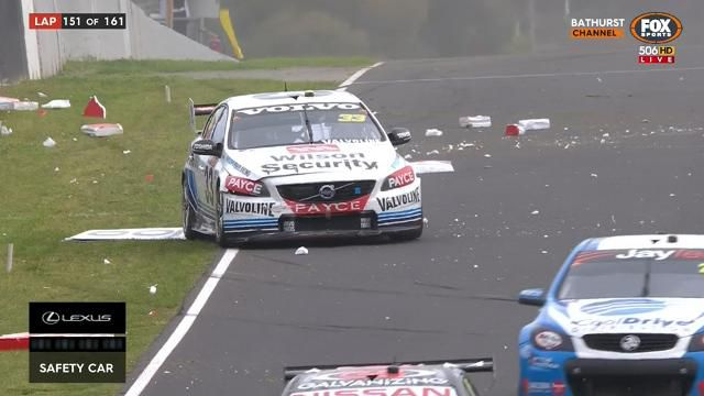 Whincup not Brock trophy worthy: brother