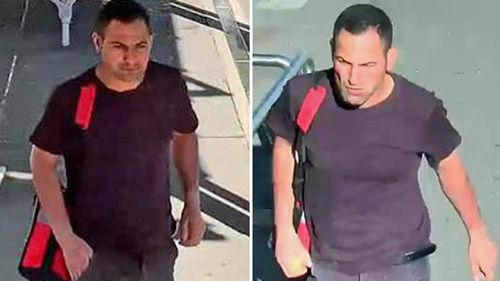 Police release CCTV images after teen allegedly indecently assaulted on Sydney train