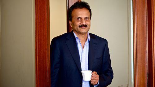 Coffee tycoon VG Siddhartha is missing.