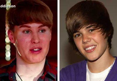 Justin Bieber manchild
