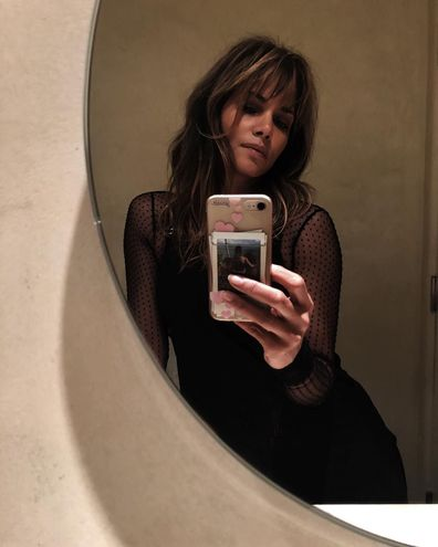 Halle Berry responds to trolls on Instagram, can't keep a man, comments
