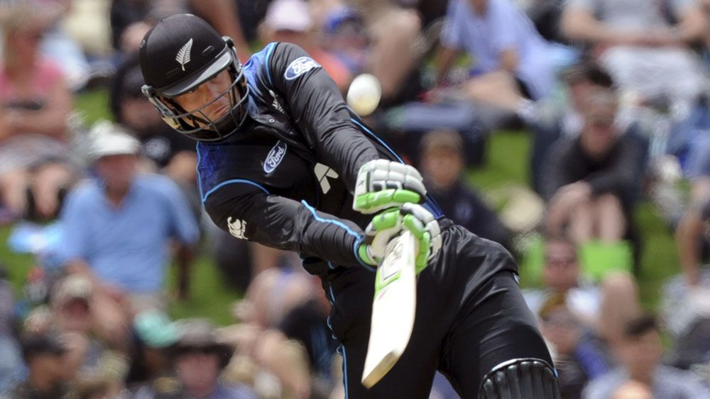 Guptill fires as Black Caps flog Sri Lanka