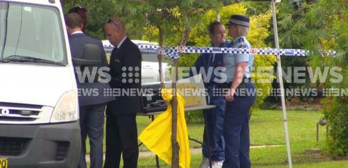 Pauline's car was found dumped three kilometres away. (9NEWS)