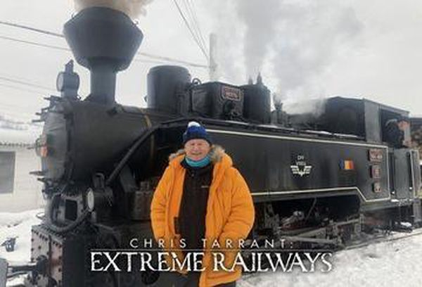 Extreme Railway Journeys