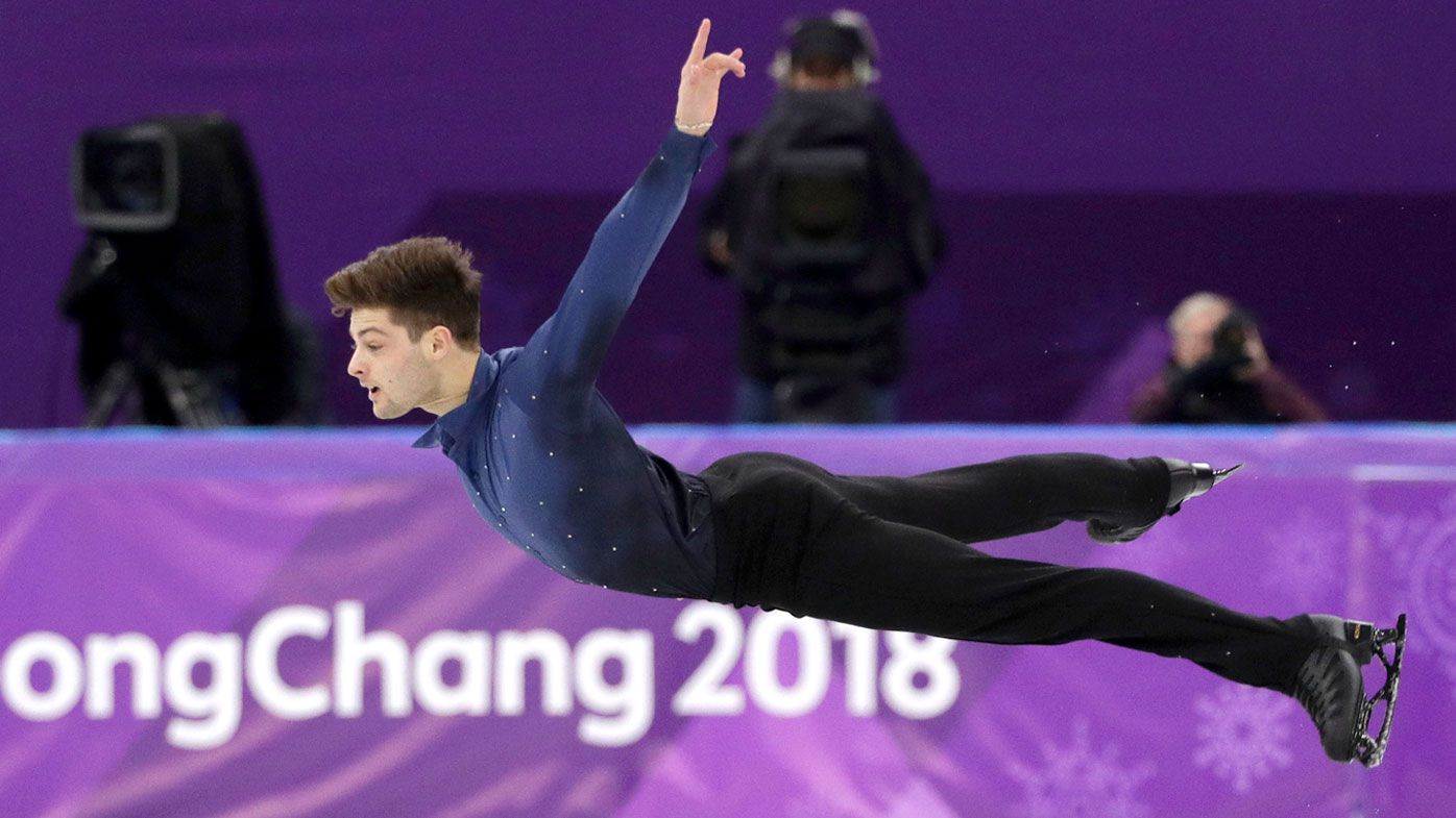 Aussie Kerry 20th in Olympic figure skate