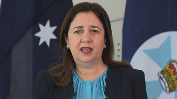 Queensland Premier Annastacia Palaszczuk has confirmed there is a local case of coronavirus in the state.