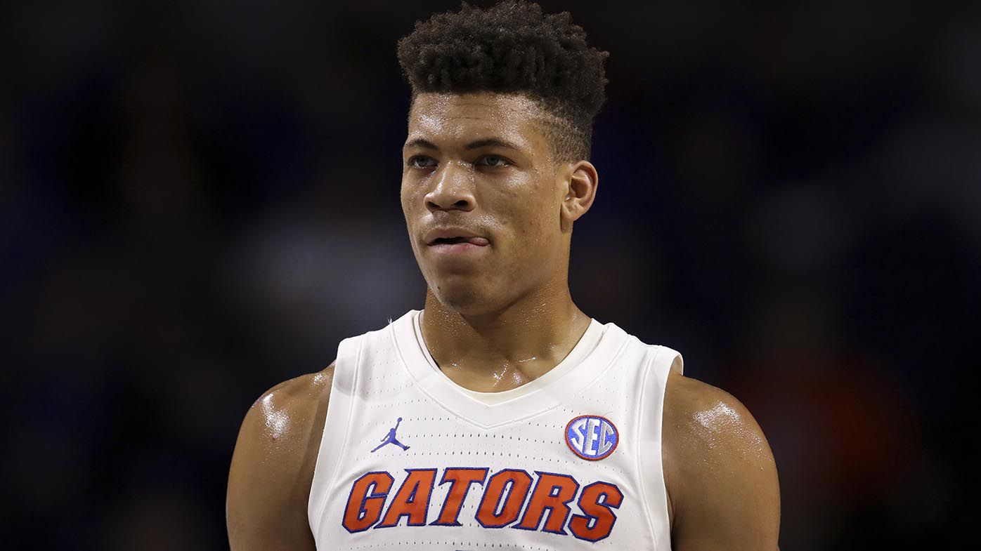 Florida forward Keyontae Johnson collapses on court, gets stretchered off