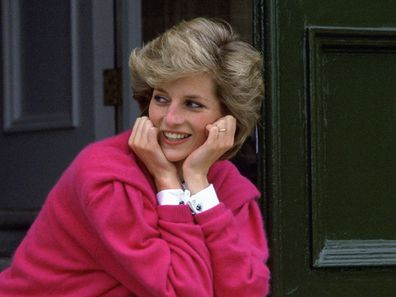 Princess Diana quickly became a style icon.