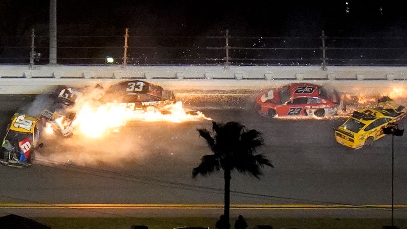 Brad Keselowski has no regrets after daring move triggers horrifying Daytona 500 crash