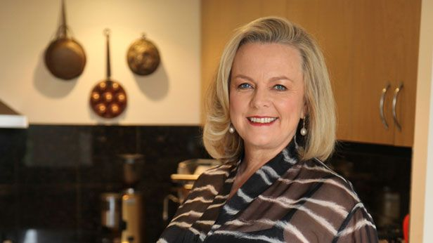 Grill a celebrity: Lyndey Milan