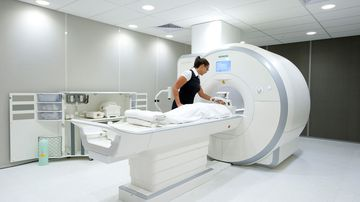 A political battle in Canberra could see average Australians getting quicker and cheaper access to MRI scans,  with health shaping up as a key issue for both sides of politics.