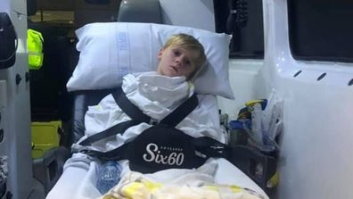 Boy, 8, hospitalised after asthma attack at concert