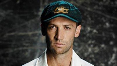 Hughes made 26 Test appearances for Australia since his 2009 debut. (9NEWS)