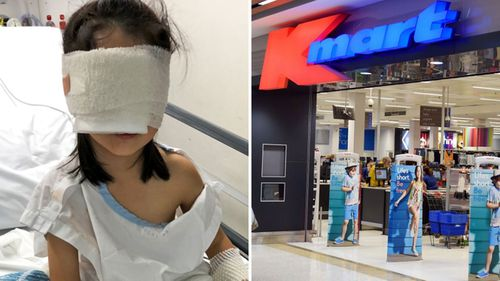 Kmart, Target to roll out safety changes after kids suffer horrific injuries