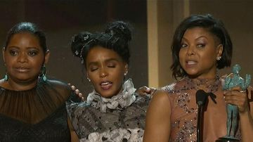 VIDEO: Hollywood honours biggest names at Screen Actors Guild Awards