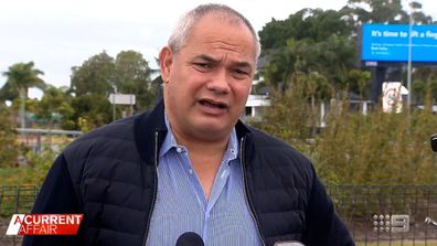 Gold Coast Mayor Tom Tate says the area shouldn't be in lockdown.