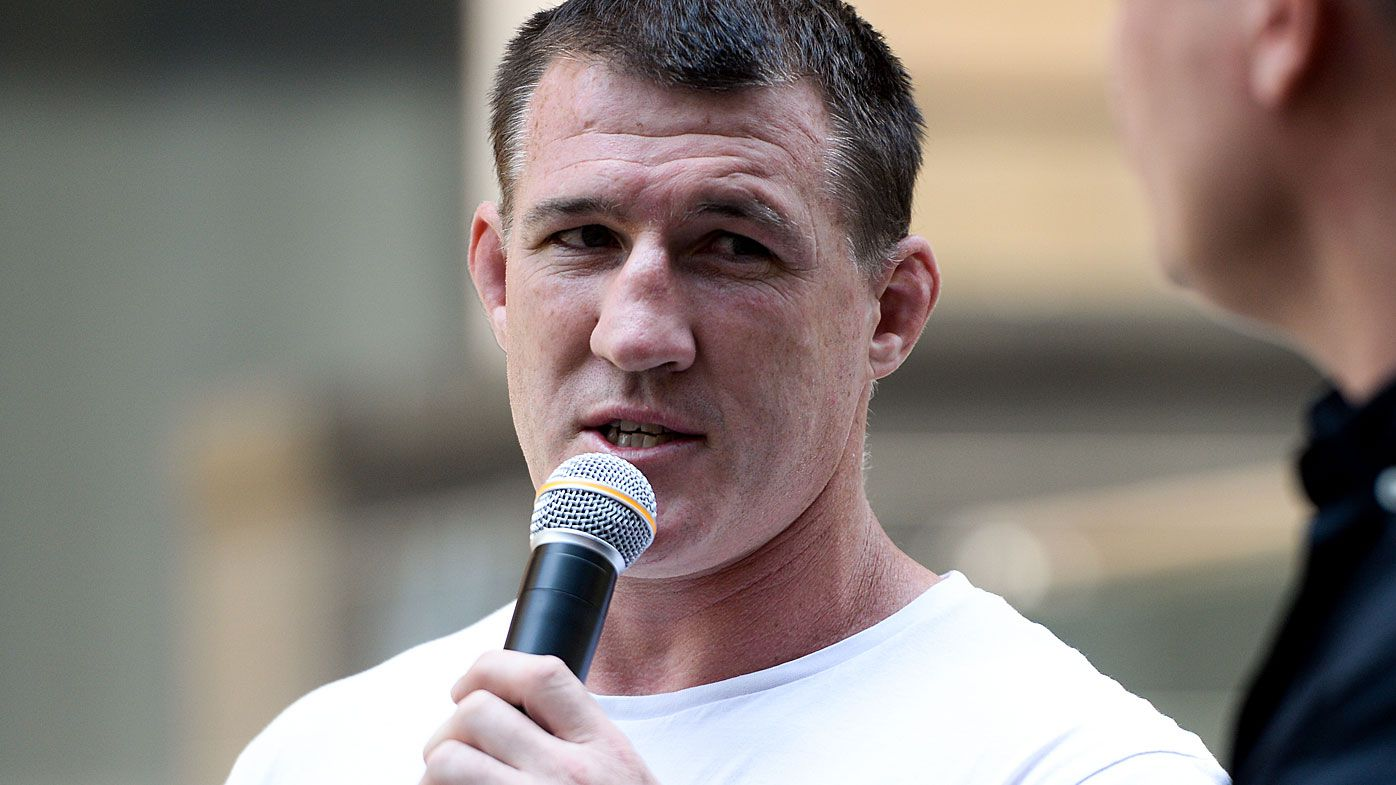 Paul Gallen bemused by renewed 'retirement news' after radio interview