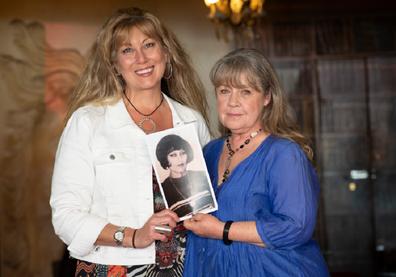 Michelle Noni Hazlehurst photo of mum