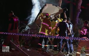 Dad of Sydney teen killed in horror high-speed crash warned him of car's power before leaving