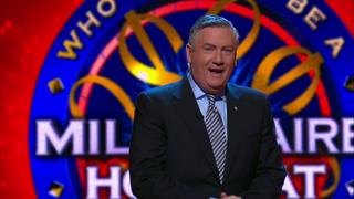 Eddie McGuire, Millionaire Hot Seat