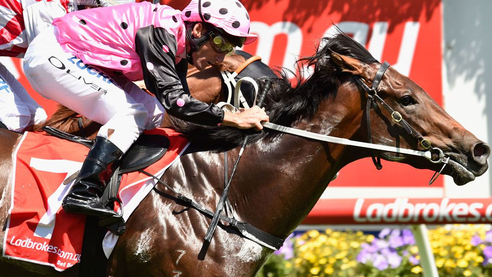 Flying Artie may chase the Coolmore, Darley double. (Getty Images)
