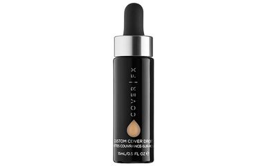 """<p><a href=""""http://www.sephora.com.au/products/cover-fx-custom-cover-drops"""" target=""""_blank"""">#2 Custom Cover Drops, $62, CoverFX</a></p>"""