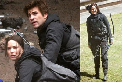 Keep flicking through to see more pics from the set and to watch the first official trailer...<br/><br/>(Images: Splash)