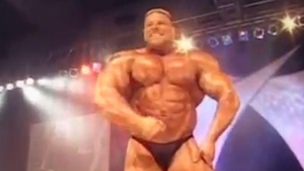 Legendary German bodybuilder Pit Trenz dead age 53