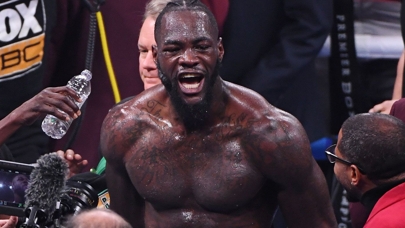 Deontay Wilder KO's Luis Ortiz to retain WBC title