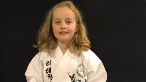 Rosie Andersen, 8, died from the flu last week. (GoFundMe)