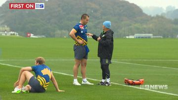 VIDEO: David Klemmer says being a father has made him a calmer player