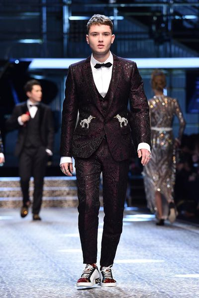 Rafferty Law at Dolce & Gabbana