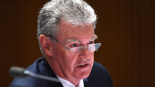 "ASIO boss Duncan Lewis says there are more foreign spies operating in Australia with the ability to inflict ""catastrophic harm"" than during the Cold War. (AAP)"