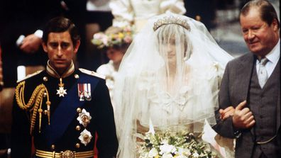Prince charles Diana royal wedding