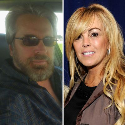 Jesse Nadler and Dina Lohan