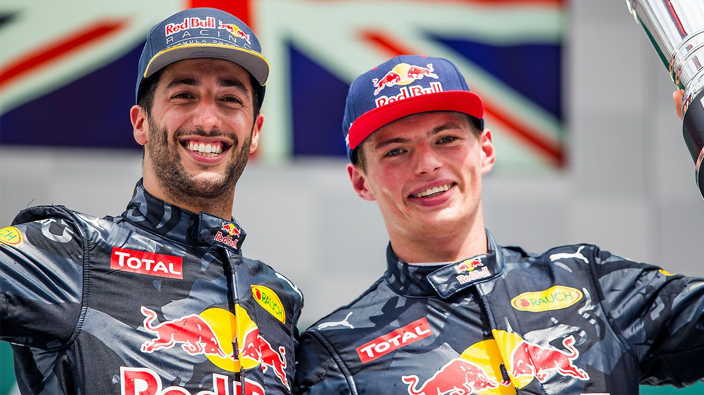 Max Verstappen green lights potential Red Bull Racing reunion with Daniel Ricciardo