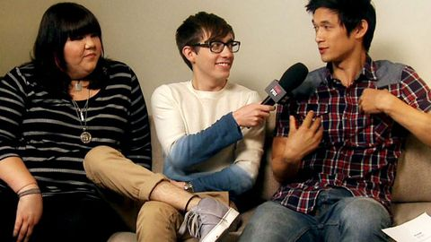 Interview: Glee cast reveal what Gwyneth is really like