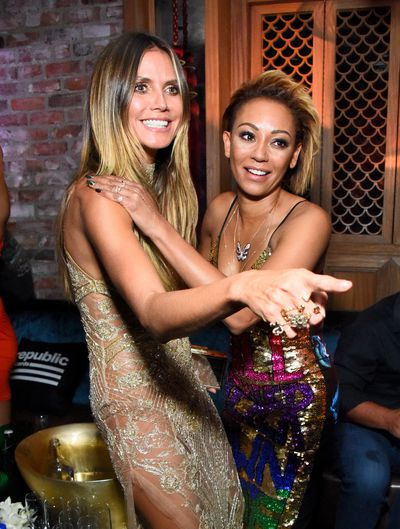 "<p>While Heidi Klum remained stitched into her Dundas barely-there gown and Mel B wore her Di$count Universe dress from the Australian label, most guests from the <a href=""https://style.nine.com.au/2017/08/28/08/50/vma-red-carpet-2017/8"" target=""_blank"">MTV VMAs</a> swapped outfits for a second trip down the red carpet at the after parties.</p> <p>Hollywood stylists doubled down on their pay packets with emerging trend-setter Millie Bobby Brown trading her Rodarte for Christopher Kane and Hailee Steinfeld swapping her mini-Versace for a mini-David Koma dress.</p> <p>Mexican singer Eiza Gonzalez joined Mel B in raiding the Australian fashion racks, picking out a beautiful bronze suit with Nina Dobrez also suiting up in scarlet Armani.</p> <p>See what the stars where to party in here.</p> <p> </p>"