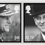 Prince Philip commemorative stamps to be released by Royal Mail